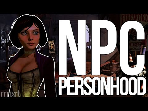 What is an NPC? Also, why you're wrong.