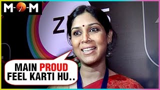 Sakshi Tanwar Shares Her Journey Of Mission Over Mars Web Series | M.O.M Show Launch