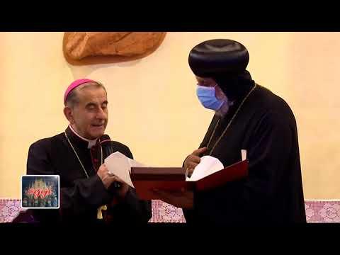 «Cattolici e Copti, fratelli per una Chiesa santa»
