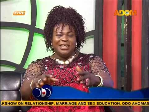 Odo Ahomaso on Adom TV (26-8-16)