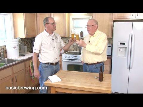 Grapefruit Juice Pale Ale - Basic Brewing Video - April 7, 2017