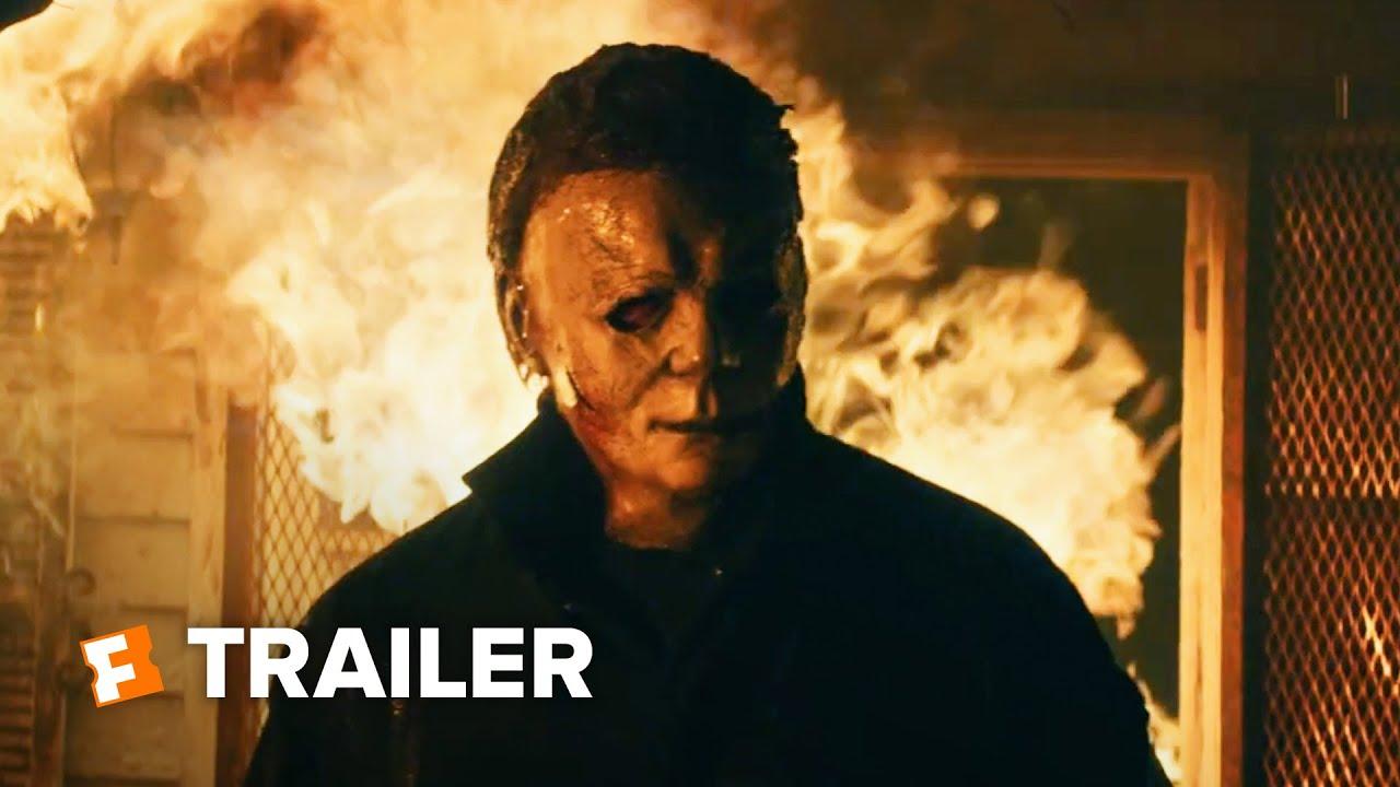 Halloween Kills Trailer #1 (2021)   Movieclips Trailers