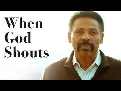 When God Shouts - Tony Evans