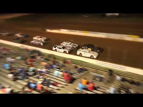 06/18/21 IP Builders Road Warriors Feature - Oglethorpe Speedway Park - dirt track racing video image