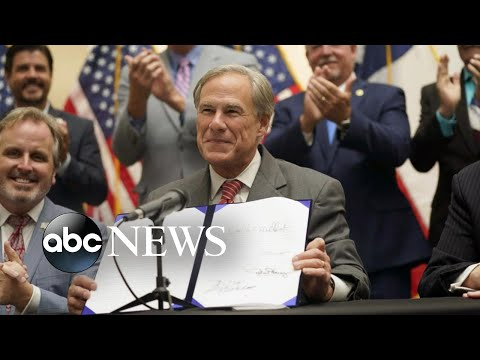 Texas lawmakers sign sweeping new voting law | WNT