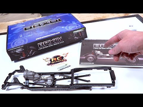 Building the Premium Toyota LC70 Land Cruiser BRX01 Boom Racing Truck  - Video 2 | RC ADVENTURES - UCxcjVHL-2o3D6Q9esu05a1Q