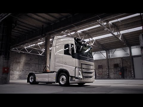 Volvo Trucks ? The new Volvo FH Exterior Walkaround