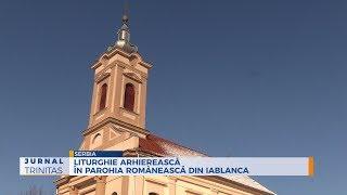 Liturghie Arhiereasca in parohia romaneasca din Iablanca