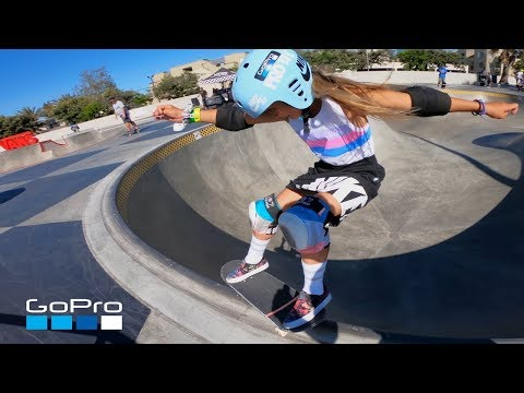 I'm Joining Team GoPro!   Sky Brown