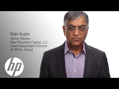 HP's Board Discusses Executive Compensation