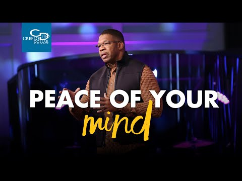 Peace of Your Mind - Wednesday Morning Service