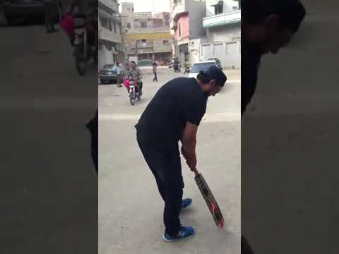 Saqlain Mushtaq Recalls 30 Year Old Memories Of Street Cricket In Lahore