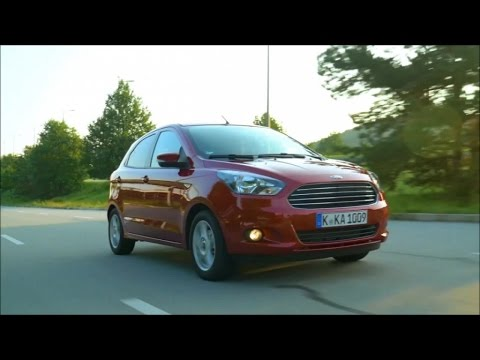 Ford Ka Plus - Primera toma de contacto