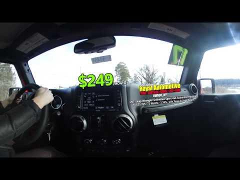 Grey Goose Graphics - 2017 Jeep Wrangler 360 Tour!