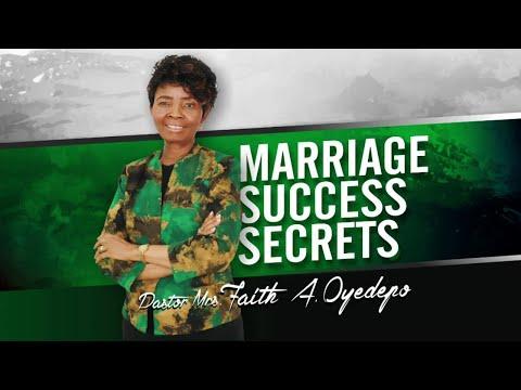 Marriage Success Secrets