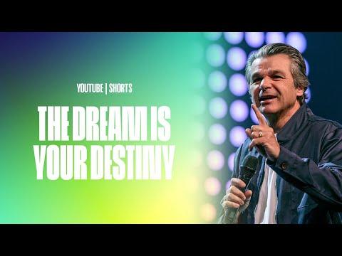 The Dream Is Your Destiny  Pastor Jentezen Franklin