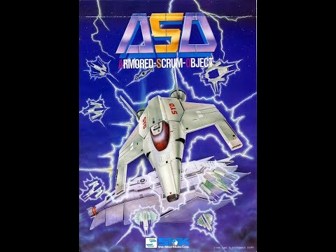 A.S.O Armored Scrum Object Arcade Sound Track