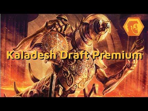 MTGA Kaladesh Draft - Boros Aggro/Improvisar