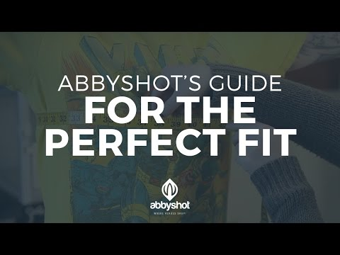 Measure to Find the Right Size - AbbyShot's Guide for the Perfect Fit