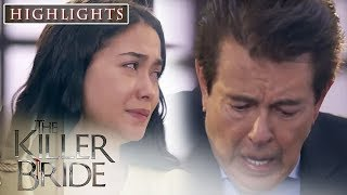 Jacobo suffers a heart attack when the court announces Camila is gulity   The Killer Bride