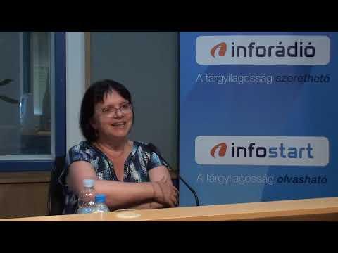 InfoRádió - Aréna - N. Rózsa Erzsébet - 2. rész - 2020.08.07.