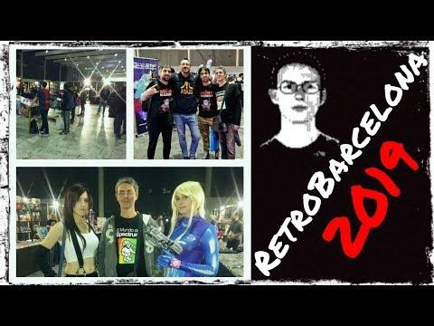 RetroBarcelona 2019: Consolas y Arcade en su máxima expresión