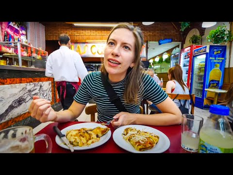 Epic Argentine PIZZA TOUR in BUENOS AIRES, Argentina 🍕 Pizza CHALLENGE: 5 Pizzerias in 48 Hours!