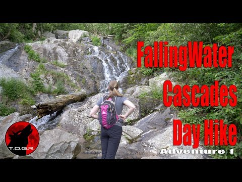 Hidden Gem - FallingWater Cascades - Day Hike Adventure