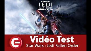 Vidéo-Test : [Vidéo Test/Gameplay] Star Wars Jedi : Fallen Order
