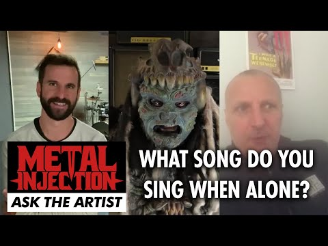 What Song Do You Sing When Alone? ASK THE ARTIST | Metal Injection