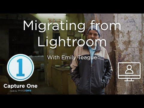 Migrating from Lightroom | Webinar | Capture One 12