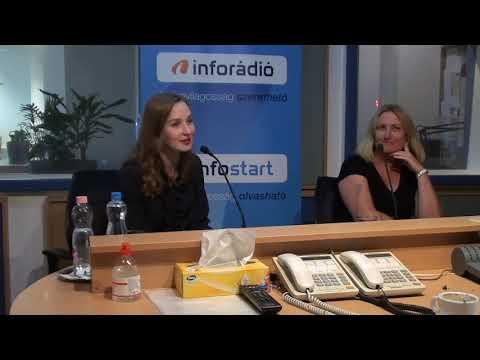 InfoRádió - Aréna - Mekler Anita és Perger Júlia - 2. rész - 2020.08.25.