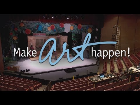 Make Art Happen - Subscribers and Donors make world class theatre happen at the Arvada Center