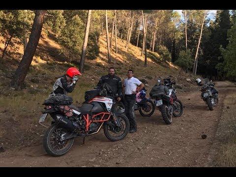 Motosx1000 : Ruta Aemotur con la KTM 1290 SuperAdeventure R