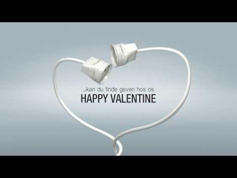Elgiganten ønsker alle en go' valentins dag