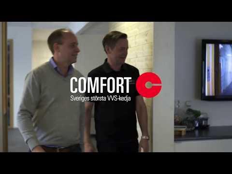 Comfort Projekt: Våtrumskassetten Spigot, Comfort Rörfirman i Kristianstad