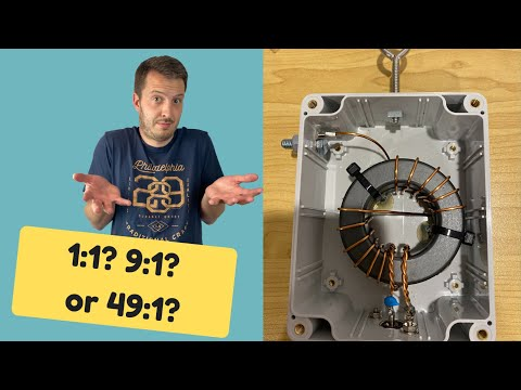 1:1, 9:1, 49:1 Matching Units - What's the difference?