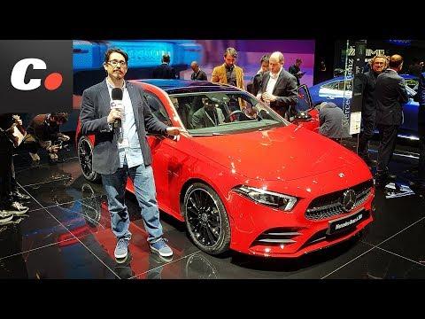 Mercedes-Benz Clase A | Salón de Ginebra 2018 | Geneva Motor Show en español | coches.net