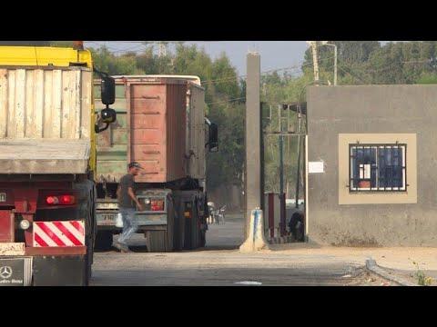 اسرائيل تشدد حصارها لغزة ردا على الطائرات الورقية الحارقة