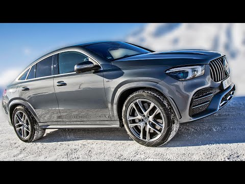Mercedes-AMG GLE 53 Coupe (2020) Ready to challenge BMW X6 M50i
