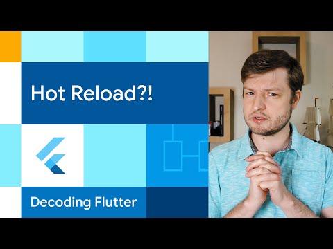 Hot reload?! | Decoding Flutter