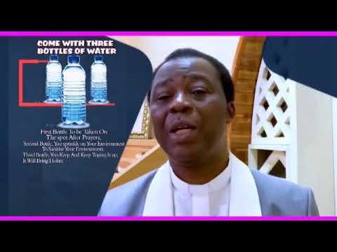 YORUBA MFM SPECIAL MANNA WATER SERVICE WEDNESDAY JUNE 24TH 2020
