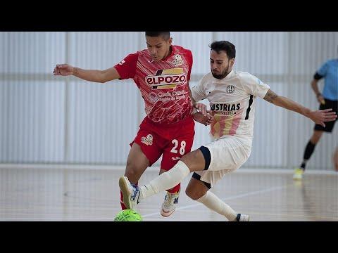 Industrias Santa Coloma - ElPozo Murcia Costa Cálida Jornada 4 Temp 2020-21