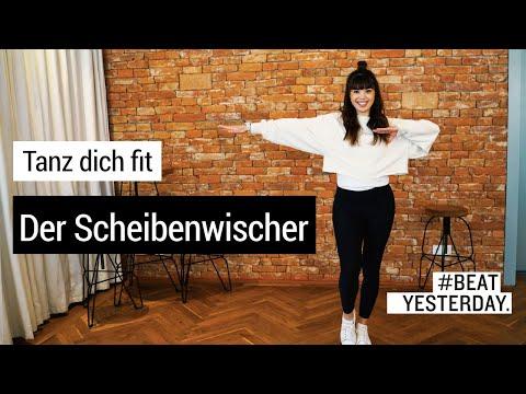 Tanz dich fit: Der Schweibenwischer | #BeatYesterday