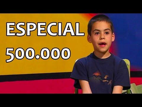 Especial 500.000 suscriptores | La historia de CdeCiencia