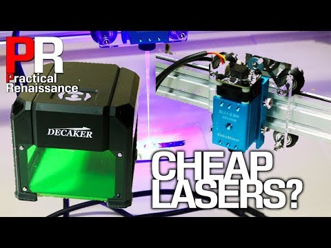 Comparing inexpensive Laser engravers: the Decaker 1.5W laser and Eleksmaker A3 Pro 2.5W - UCzVC1mc64TZY7vELOFjk9Pg