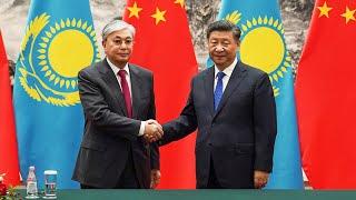 Токаев Китае: ни