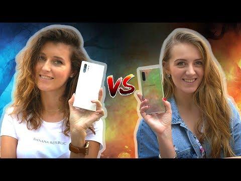 Муки выбора – Samsung Note 10 или Note 10+ photo