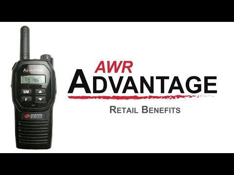 AWR Advantage:  Features and Benefits for Retail