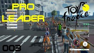 Tour de France 2019 [PS4] - Pro Leader #003 - Nur kleine Verbesserungen - Let's Play